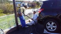 自動車用充電設備