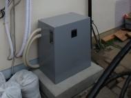 SHARP 蓄電池 JH-WB1402  施工後