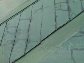 屋根のクラック2