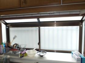キッチン窓(スペーシア)