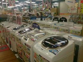 洗濯機コーナー2