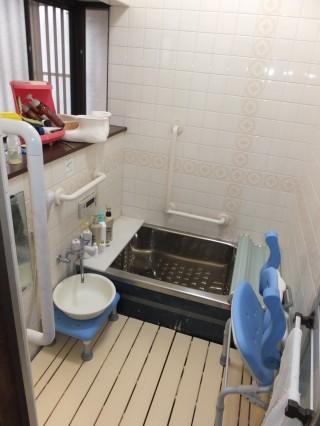 暖かいお風呂にしたい TOTOサザナパック