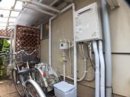 エコジョーズ ガス給湯器交換 ノーリツ 24号