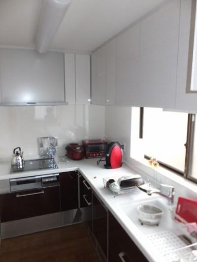 ラクシーナL型キッチン
