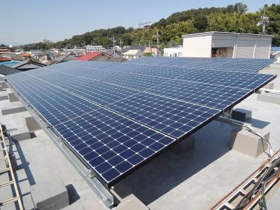 太陽光発電システム 東京都八王子市
