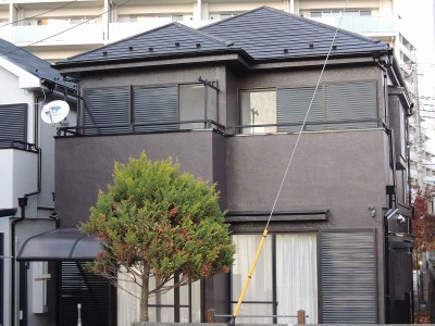 外壁塗装と屋根塗装