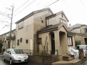 屋根:シリコン塗装 外壁:ウレタン塗装