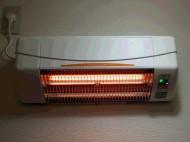 高須産業 小部屋用涼風暖房機 SDG1200GS