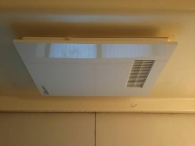 24時間換気機能付浴室乾燥機 三菱 V-241BZ