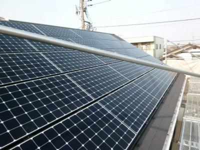 太陽光発電システム 東京都日野市
