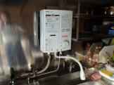 リンナイ 瞬間湯沸かし器  RUS-V51XT(WH)