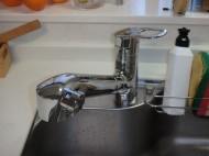キッチン水栓交換 TOTO TKGG38E