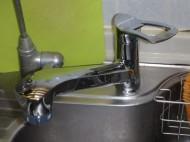 三栄 混合水栓 K87120JV-13
