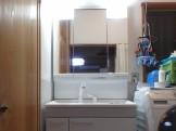 洗面化粧台 TOTO KEシリーズ三面鏡