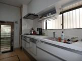 パナソニック キッチン ラクシーナ(アルベロホワイト) 施工後