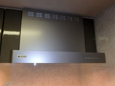 富士工業 換気扇交換 UX3A602LS1 施工後