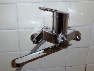 TMGG30E TOTO 浴室用シャワー水栓交換 施工後