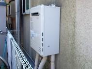 ノーリツ フルオート ガス給湯器交換工事 GT-C2452AWX-2BL-13A 施工後