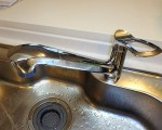 SANEI シングル混合水栓交換 K87120JV-13 施工後