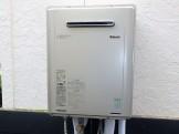 リンナイ ガス給湯器 RUF-E2005SAW-A-13A 施工後