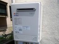 ノーリツ ガス給湯器交換 GT-C1652SAWX-2BL-13A 施工後