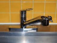TOTO キッチン用水栓 TKGG39E 施工後