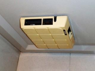 高須産業 浴室換気扇交換 TK210 施工前