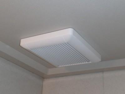 高須産業 浴室換気扇交換 TK210 施工後
