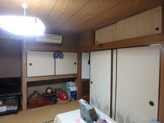 リビング・和室全面改装工事