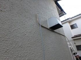 電気工事の外配線