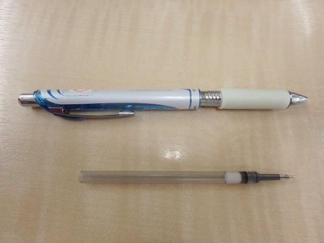 愛用のボールペン