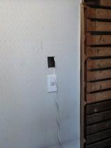 浴室暖房のリモコン