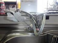 キッチン水栓 K8761TJV-V2S 三栄水栓 施工後