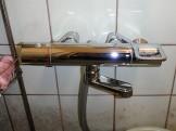 TOTO シャワー水栓 TMGG40SE 施工後