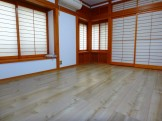 和室を洋室に変更 施工後