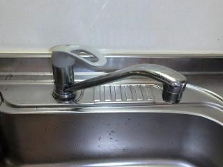 三栄 シャワー水栓 K87120JV-13 施工前
