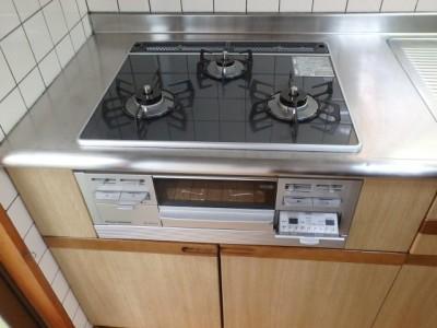 リンナイ ガスコンロ RX31W13A18RW-13A