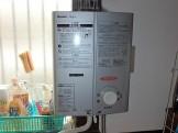 リンナイ RUS-V51XT(SL)13A 瞬間湯沸かし器 施工後