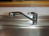 三栄 水栓交換 K87110JV-13 施工後