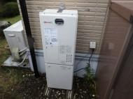 ノーリツ 床暖房熱源機(ボイラー)部交換工事 GH-1210W6HBL