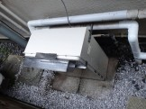 ノーリツ ガス給湯器(置き型) GT-C2452ARX-2BL13A 施工後