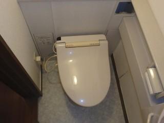 TOTO アプリコット TCF4711#NG2 温水洗浄便座交換工事