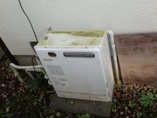 NORITZ ガス給湯器 20号床置き GT-C2052SARX2BL