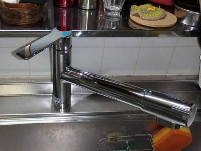 SANEI 台所シャワー水栓 K87580EJV