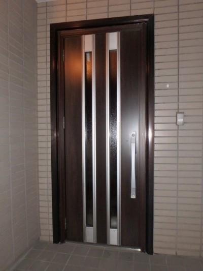 LIXIL 玄関ドア交換 リシェントⅡ断熱仕様 D11型