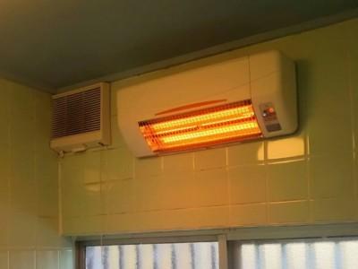 高洲 SDG-1200GB 浴室暖房器設置工事