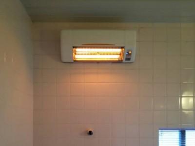 防水タイプ 浴室暖房機 高須産業 SDG-1200GB