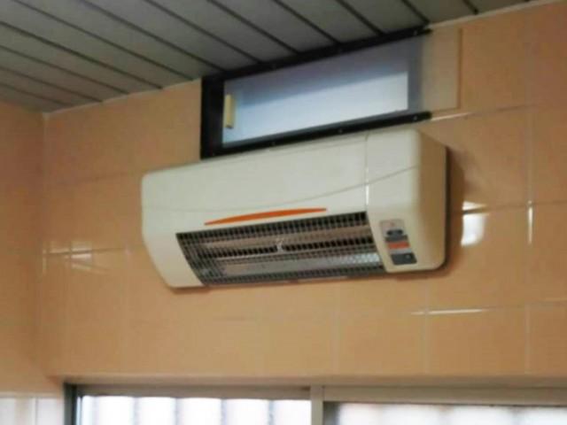寒い冬は暖か暖房!暑い夏には涼しい涼風!高須産業 浴室涼風乾燥暖房機 SDG-1200GB