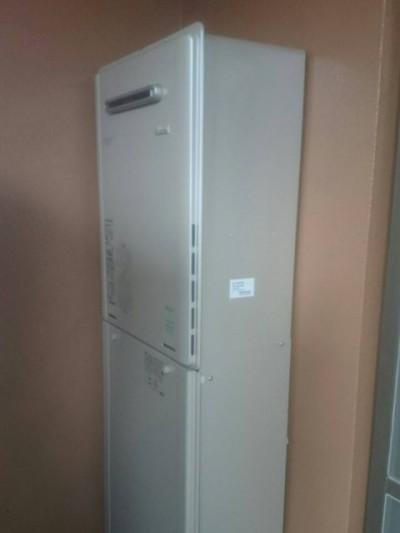 ガス給湯器交換工事 RUF-E2405AW(A)-13A リンナイ