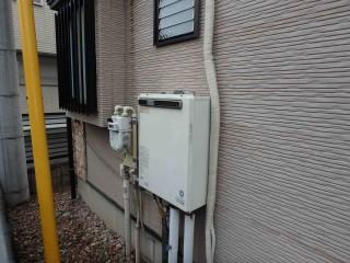 ガス給湯器交換 ノーリツ エコジョーズ 20号オート